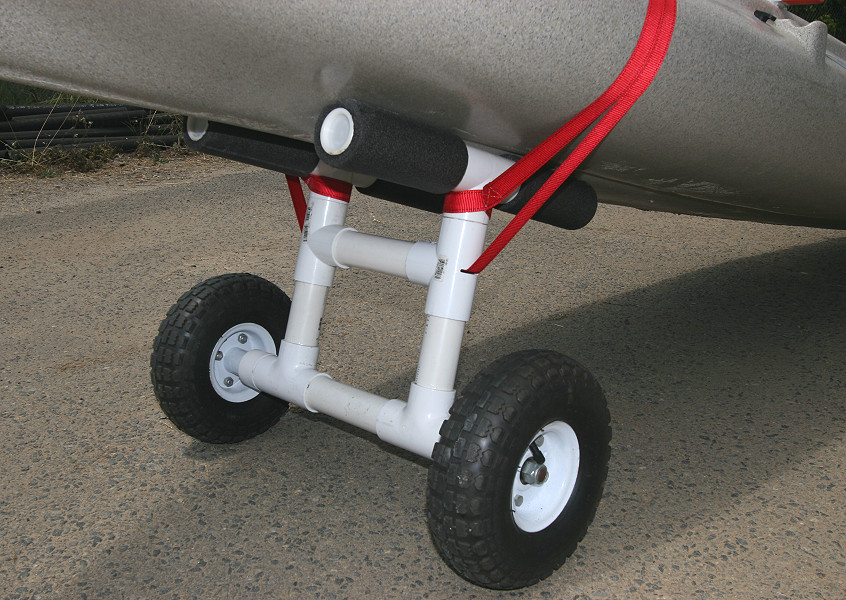 Cradle Dolly Using Two Straps