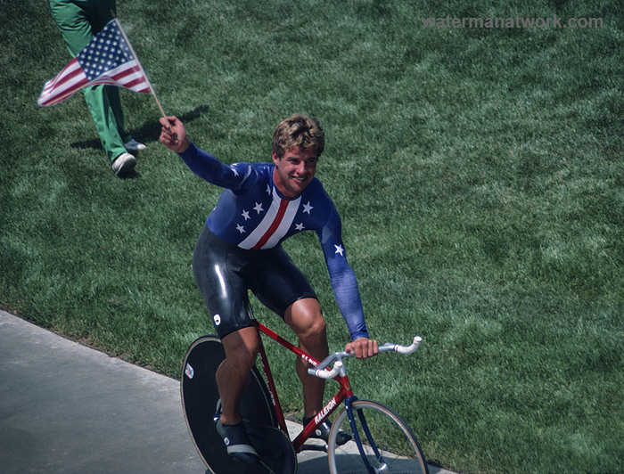 how to become an olympic cyclist